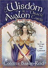 wisdom of avalon_oracle cards